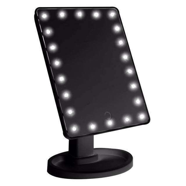 LED MIRROR AVAILABLE BLACK AND WHITE