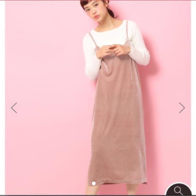 Lowrys farm 粉紅裙