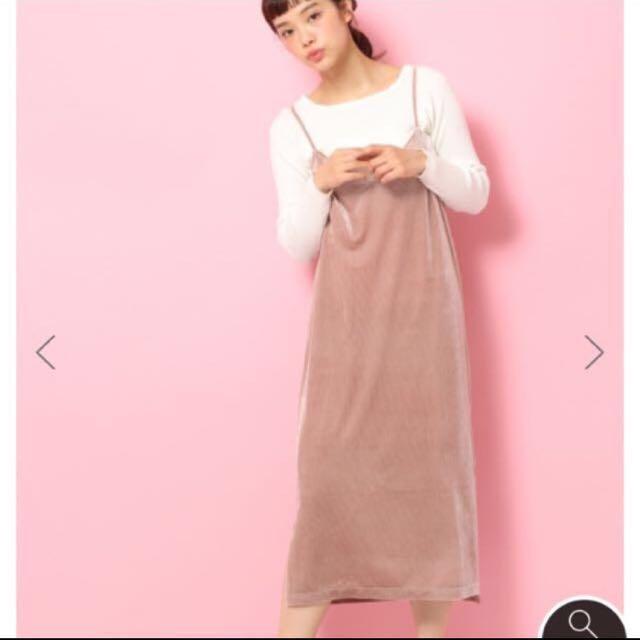 (降)Lowrys Farm 粉紅裙
