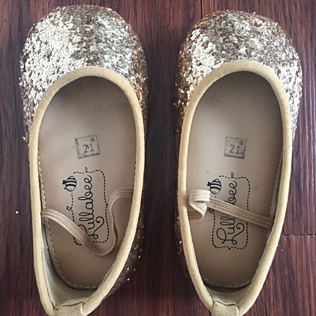 Lullabee Sequin Shoes