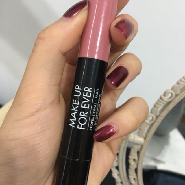 Make up for ever唇筆artist lip blush