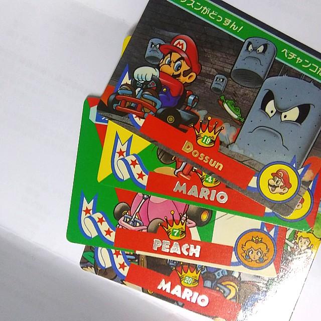 Mario白咭