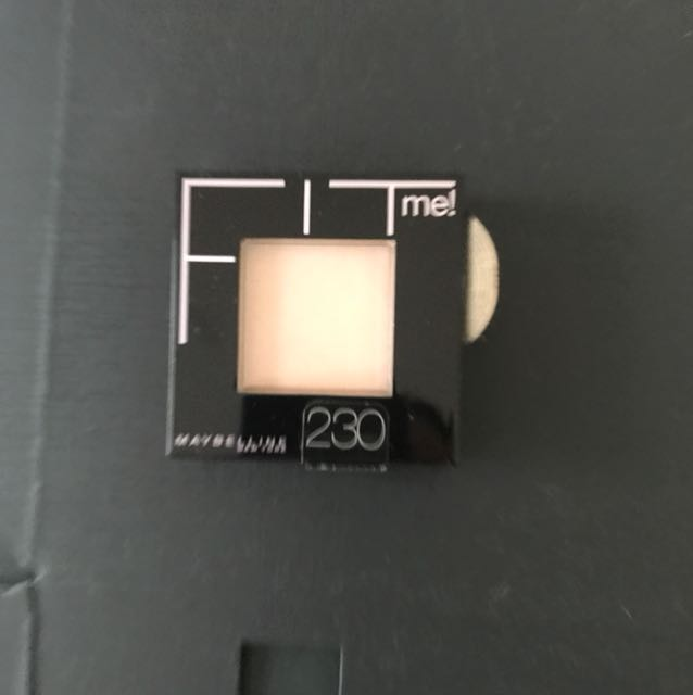 Maybelline Fit Me Powder 230