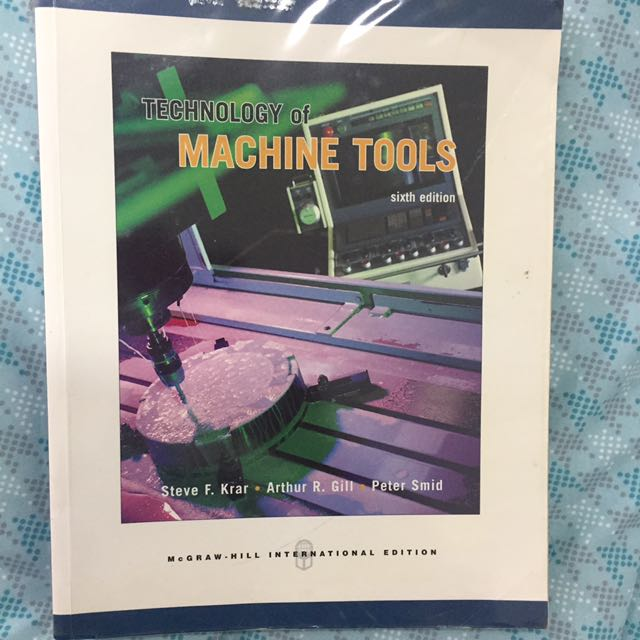 Mcgraw Hill Machine Tool Technology Textbooks On Carousell