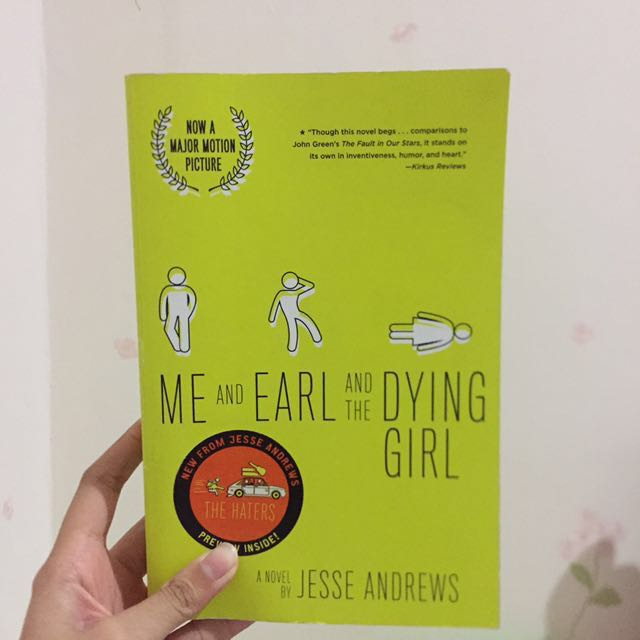 Me and Earl and The Dying Girl (in English)