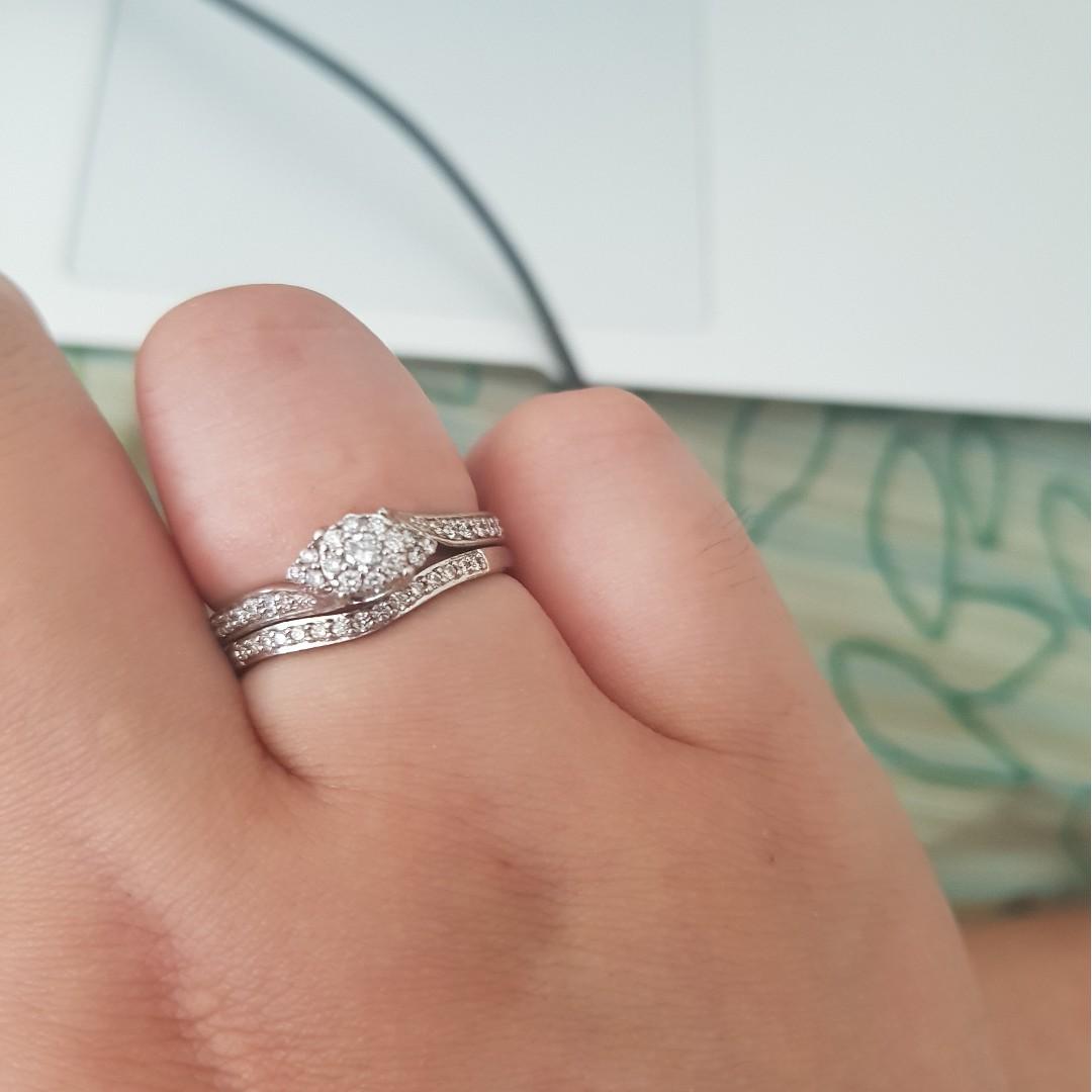 Mhj diamond set