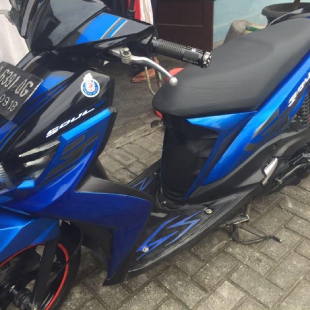 Mio Soul GT Yogyakarta Motorbikes On Carousell