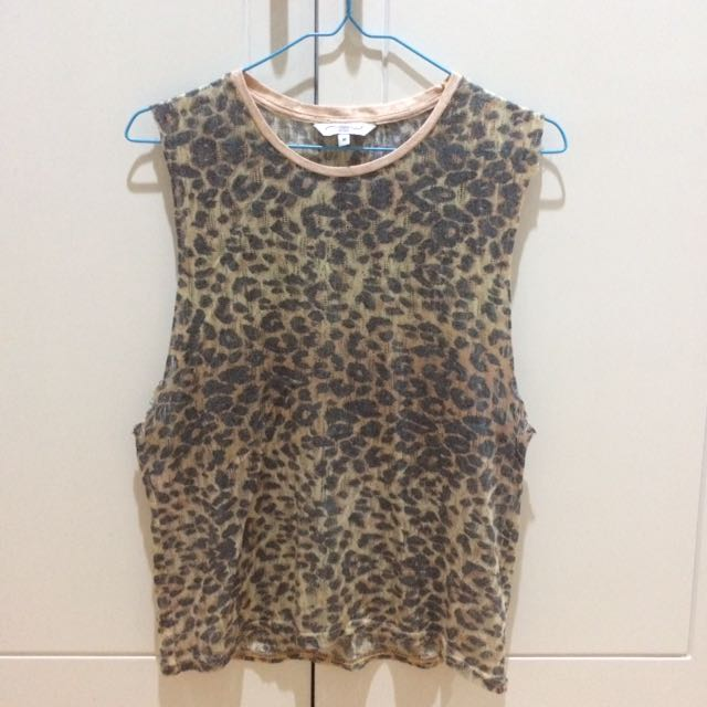 Neu Look Leopard Top