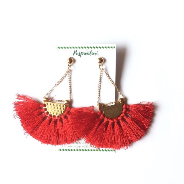 NEW Bismaka Earrings @puspandari_