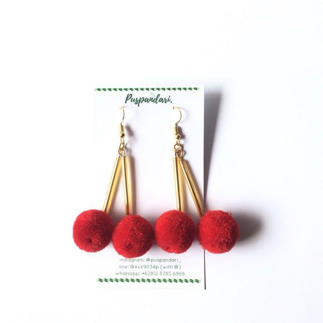 NEW Karkasa Earrings @puspandari_