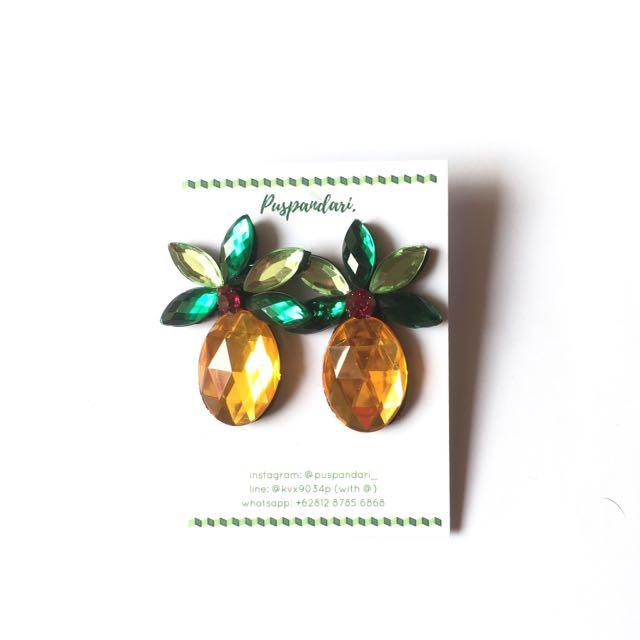NEW Magani Earrings @puspandari_