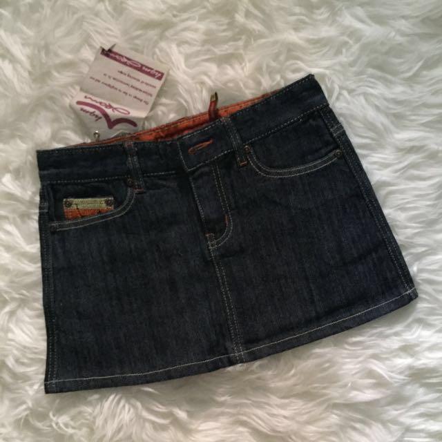 (NEW) Rok jeans / mini skirt