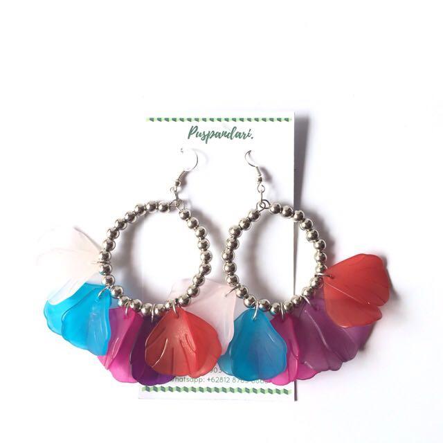 NEW Santosa Earrings @puspandari_