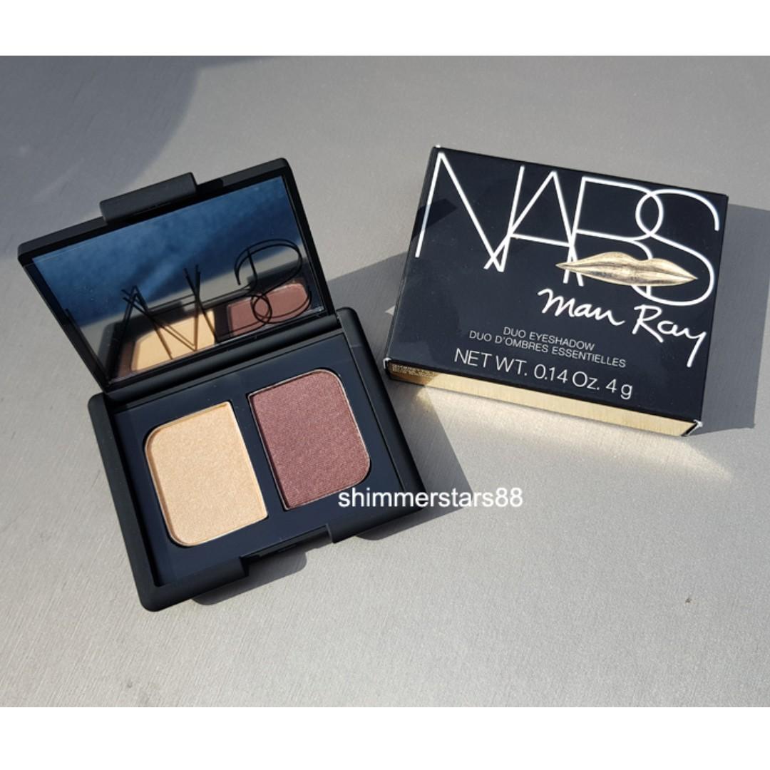 New!NARS Limited Edition NARS x Man Ray Eyeshadow Duo
