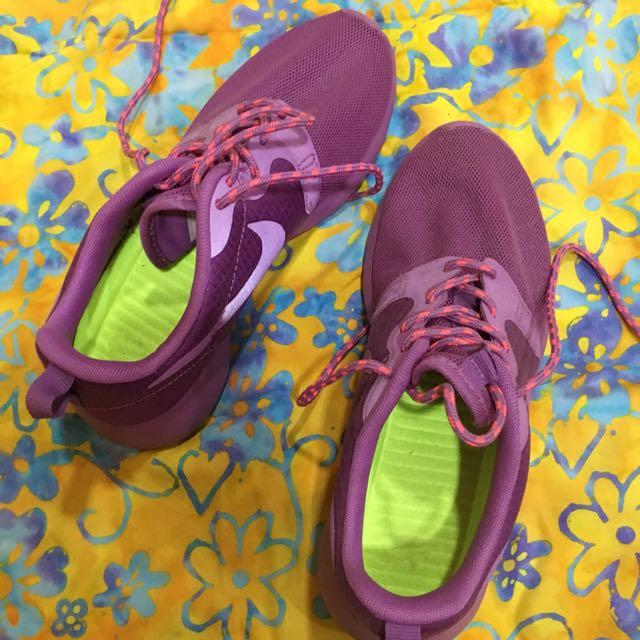 Nike Roshe Purple