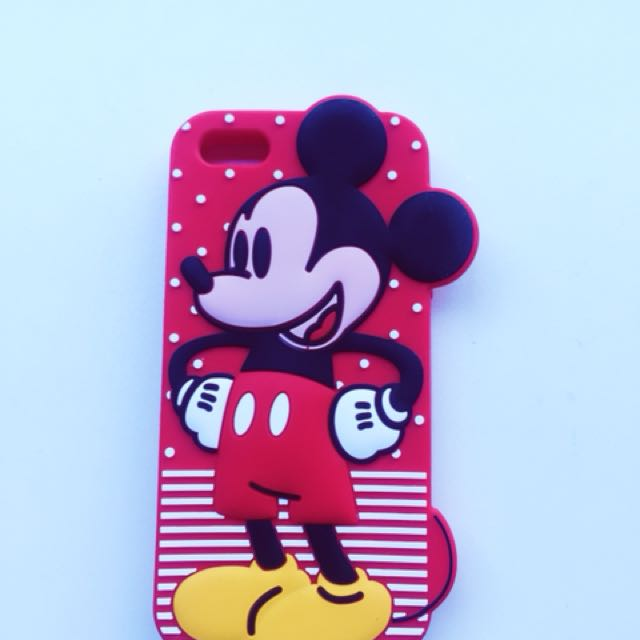 OFFICIAL DISNEY MERCH MICKEY MOUSE IPHONE 5/5S/5C CASE