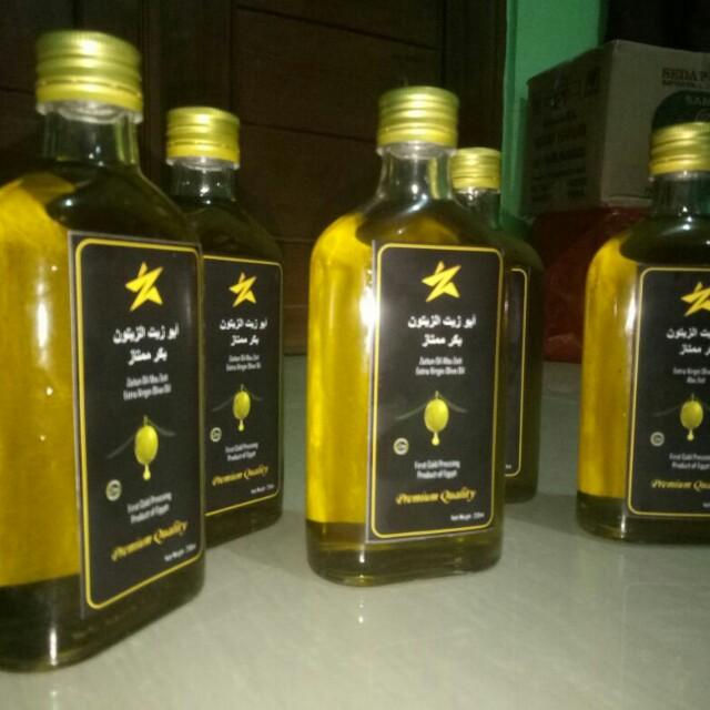 Olive Oil ( Minyak Zaitun)