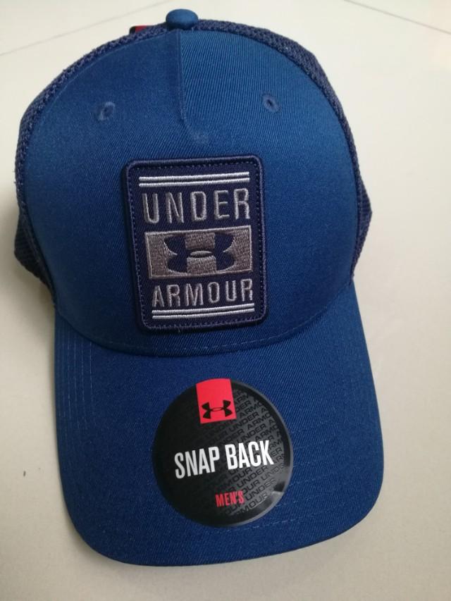 Original Under Armour New Cap 5cdd290d0e4