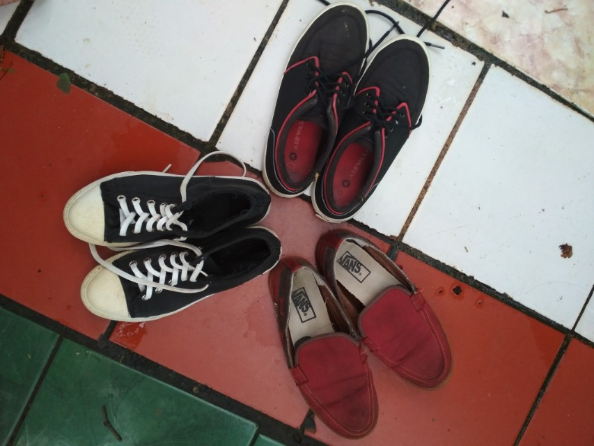 Paket Shoes Include Ongkir