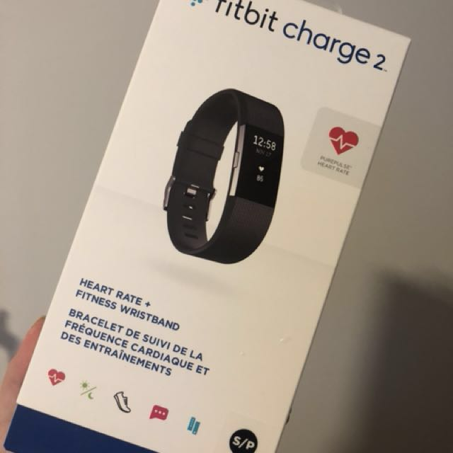*PRICE DROP* FITBIT CHARGE 2