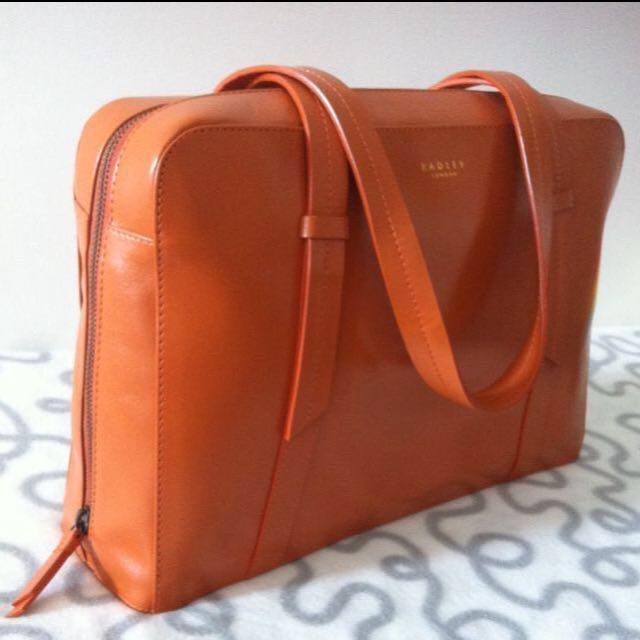 Radley London Leather Handbag New