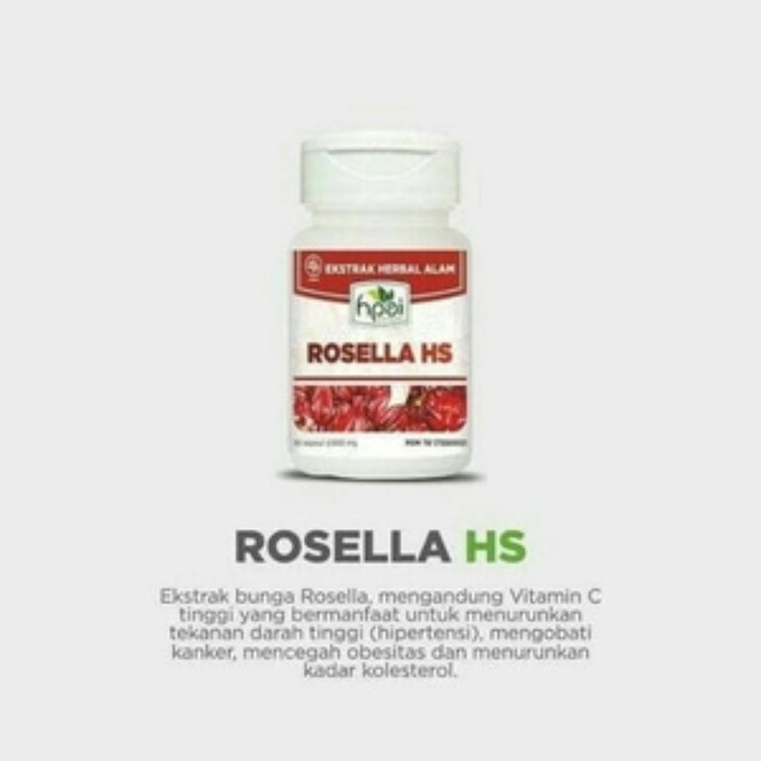 Rosella HS Kapsul HNI HPAI