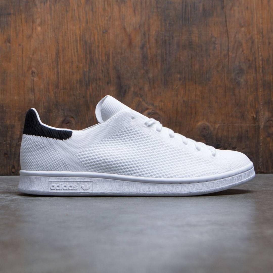 (SALE!) adidas Originals Stan Smith Primeknit (Black tab) 2f6663be9