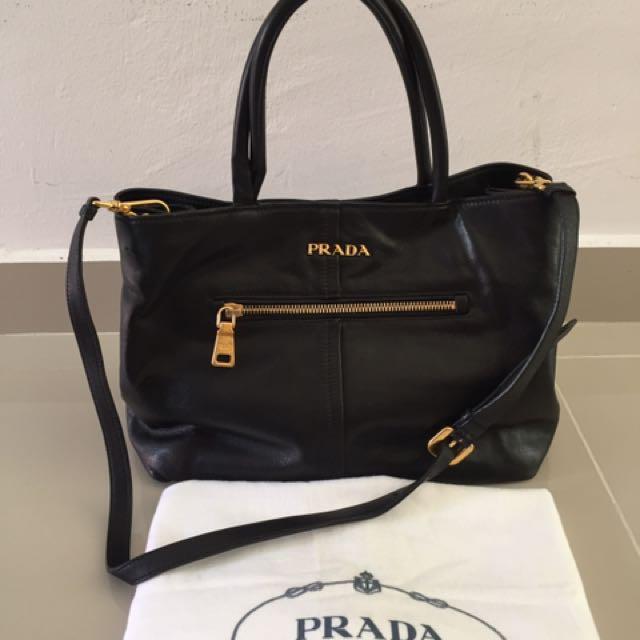 0fd70ebd1d90 ... australia sale rm800 prada handbag authentic luxury bags wallets on  carousell 12653 5c6d0