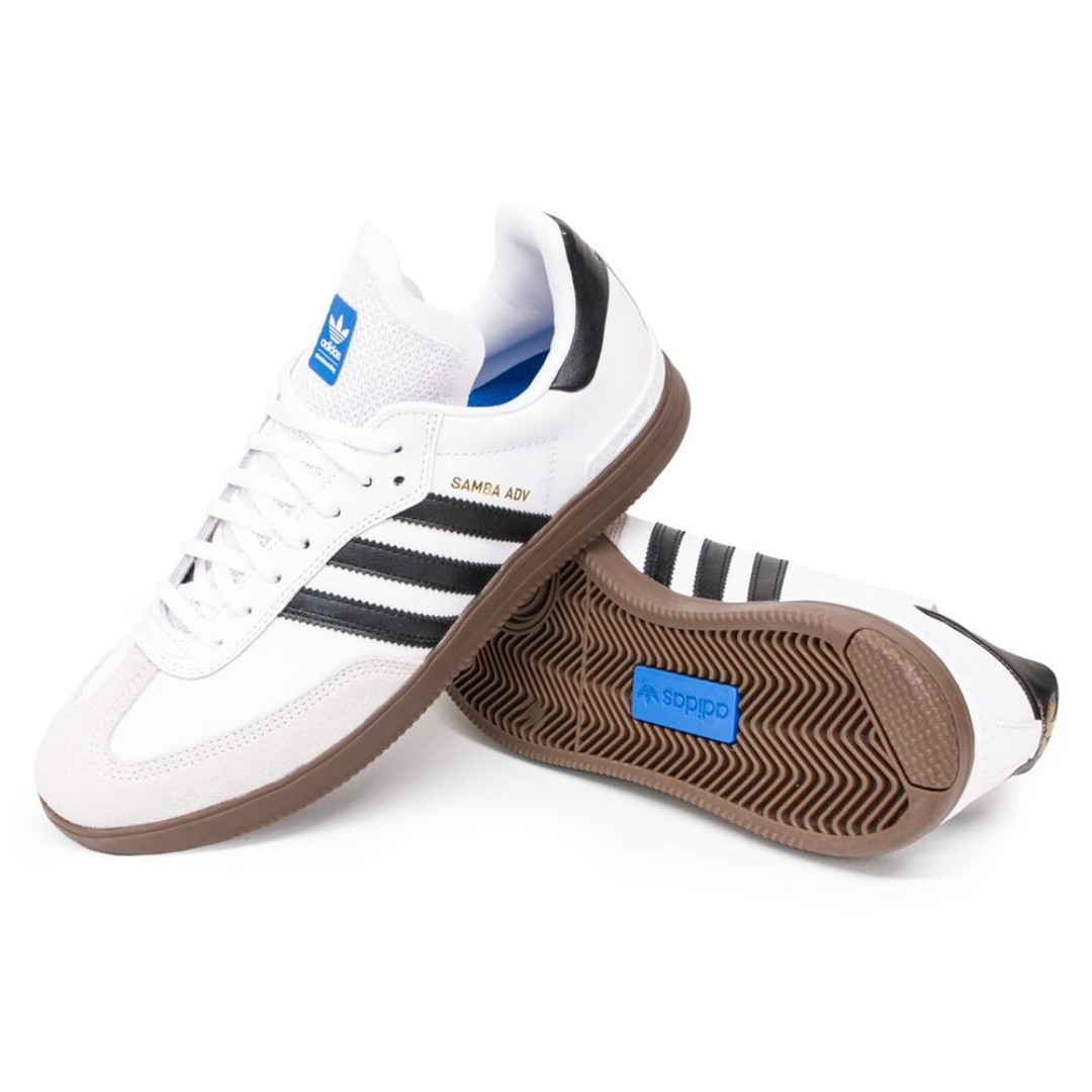 1b06a40ee [SALE]ADIDAS ORIGINALS Samba Adv Gumsole Shoes, Men's Fashion, Footwear on  Carousell