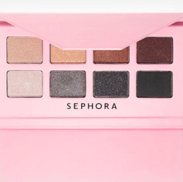 SEPHORA The Romantic Eyeshadow Palette
