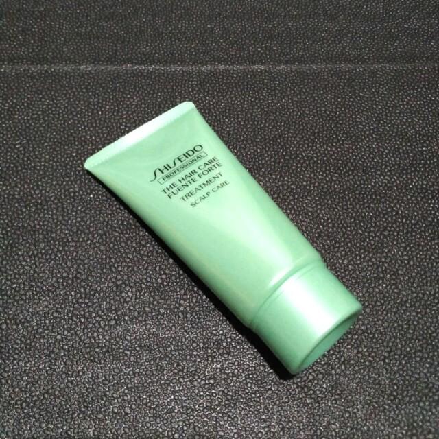 Shiseido The Hair Care Treatment Scalp Care