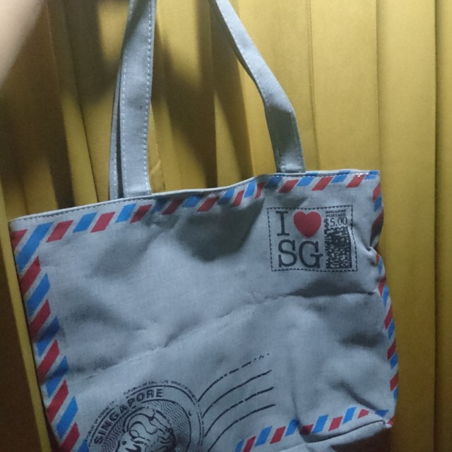 Shoulder Bag beli di Singapore