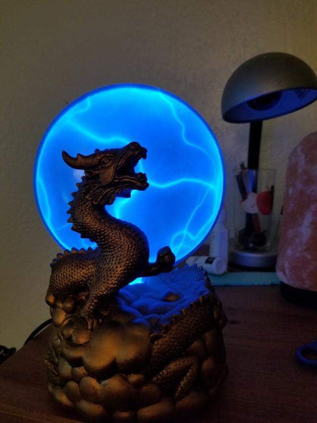 Static Electric Dragon