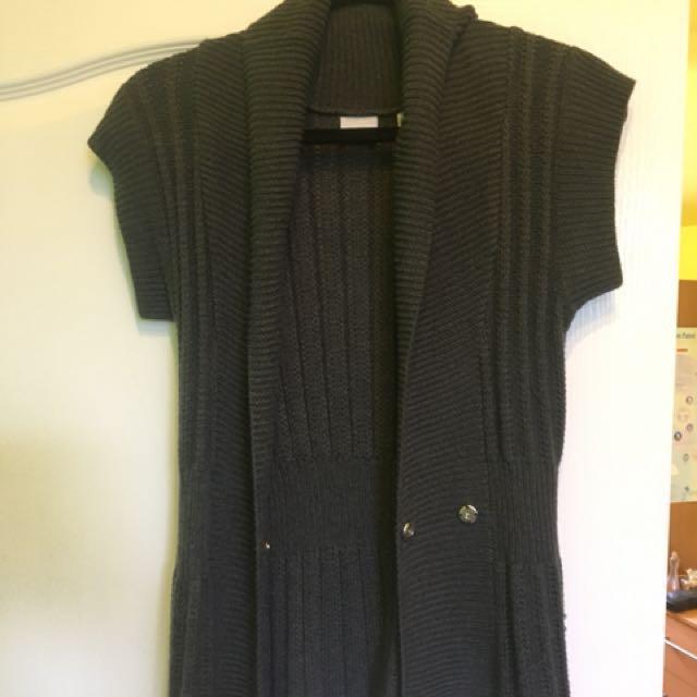 Suzy- short sleeve cardigan