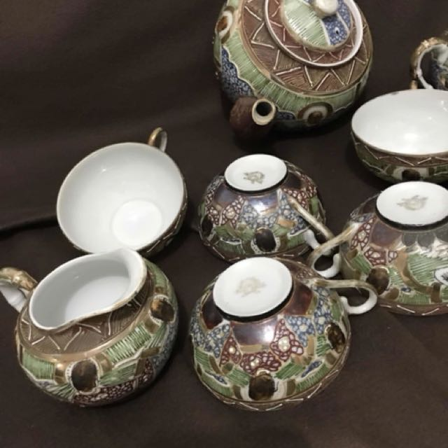 Teko Tea Set