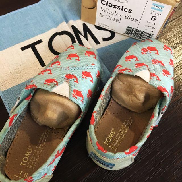 TOMS Kids Shoes Classics