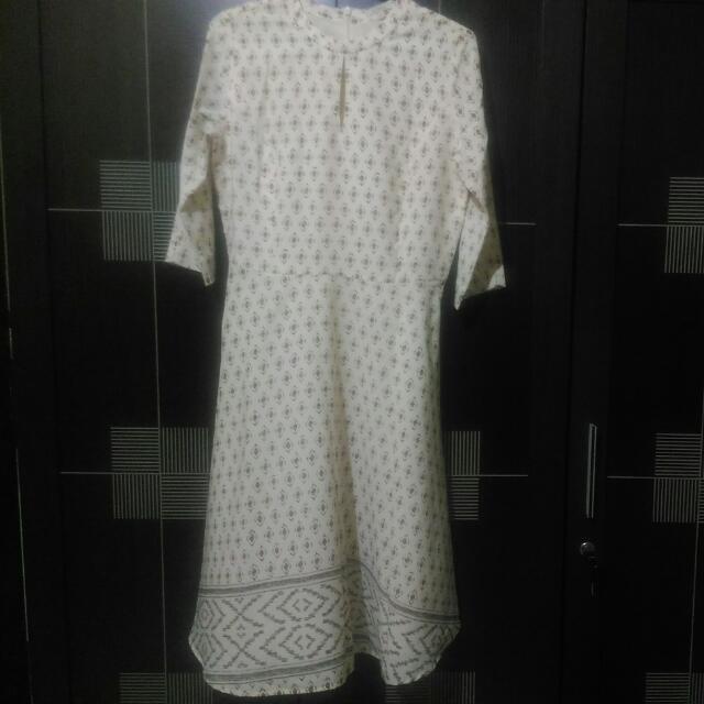 Tunik Midi Dress Et Cetera
