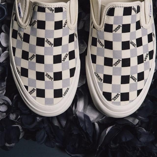 05f1cc3cd530 Vans Vault OG Classic Tri Heck