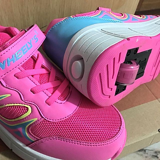 BRAND NEW Wheelies Inline Shoes, Babies