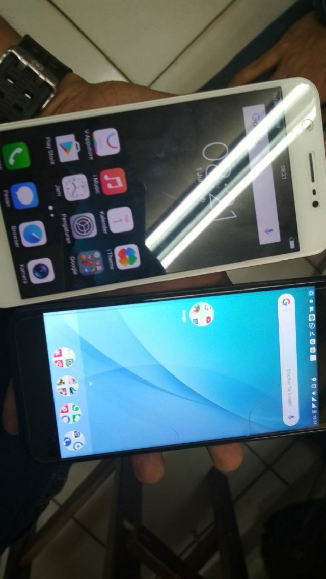 Xiaomi mi A1 & vivo y69