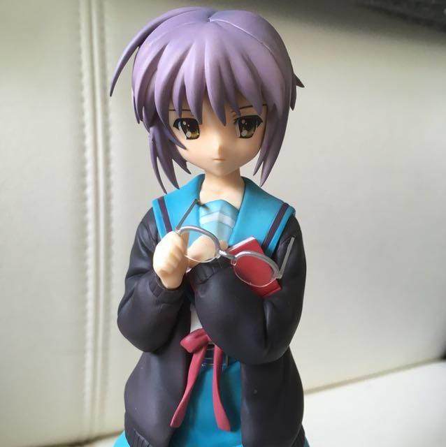 Yuki Nagato Haruhi Figurine