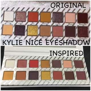 Kylie Nice Eyeshadow Palette-Inspired