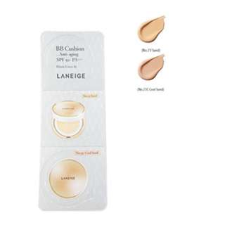 Laneige BB Cushion Anti aging SPF 50+