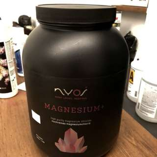 NYOS Magnesium powder