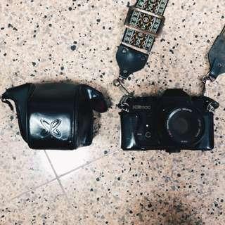 EXC+ Sears KS500 with Auto Sears 50mm f2.0 Lens Vintage 35mm Film SLR camera #Contiki2018