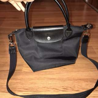Longchamp Black size xs