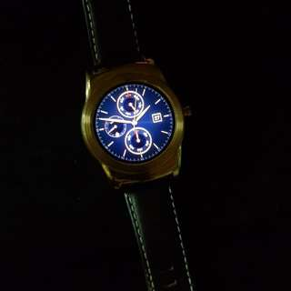 LG Watch Urbane Series 1 Gold Edition Smartwatch *Pre-loved item*