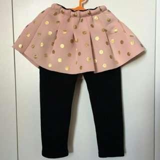 🚚 韓版空氣棉褲裙