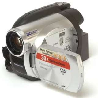 Panasonic DVD Video Cam