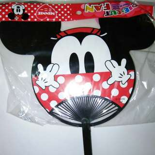 Minnie Mouse Handheld Fan
